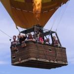 Let balonem originální dárek Let balónem adrenalinový dárek