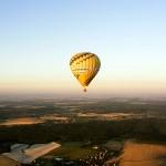 Vyzkoušejte let balonem